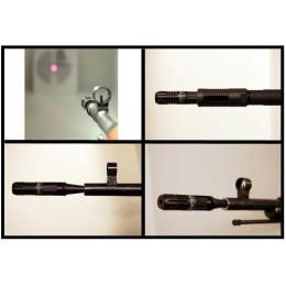 Cartouche laser de réglage en Pack Adaptateur universel
