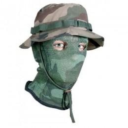 Cagoule filet  de camouflage F1